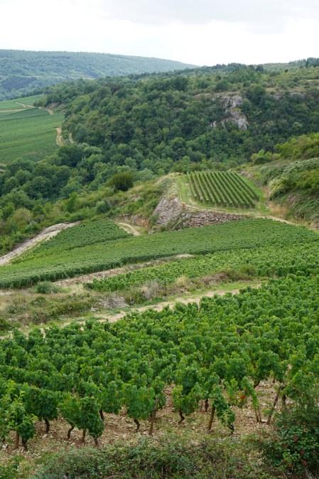 Love this view: Villages Haut + Sous la Château