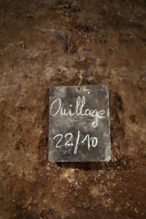 Meursault underground