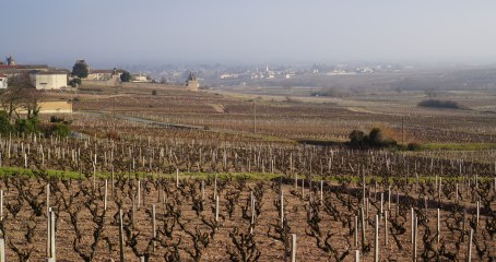 Over MAV towards Fleurie...
