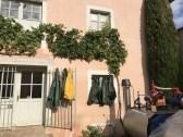 Post harvest washing in Beaune (AF Gros)