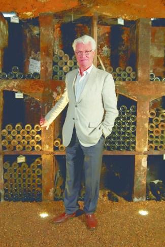9921 Robert Drouhin portrait