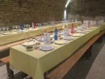Arlaud Paulee tables set 1