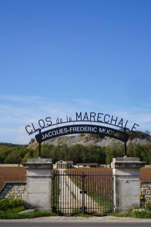 Clos de la Marechale...