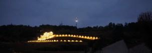 Party lights - Château Gris...
