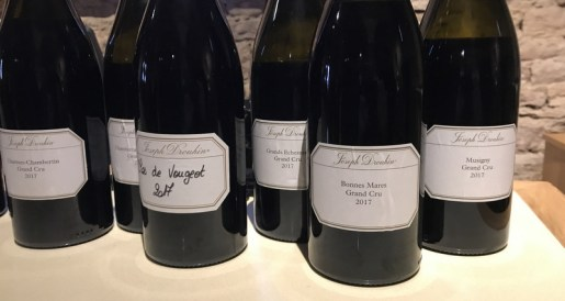 Glad to get those out of the way - #2017burgundyreport