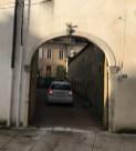 Beaune - Big houses hidden behind small doors
