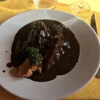 The famous Truges Coq au Vin...