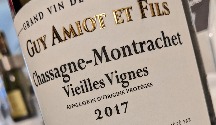 Guy Amiot Chassagne