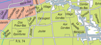 Gevrey map