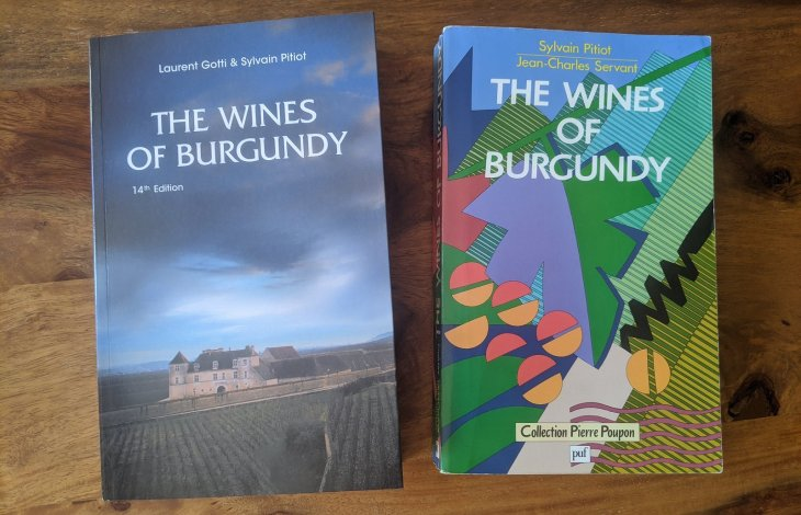 The wines of Burgundy Pitiot and Gotti