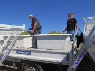 Noellat HCDN Chard plot - Gerald & Gerard on truck