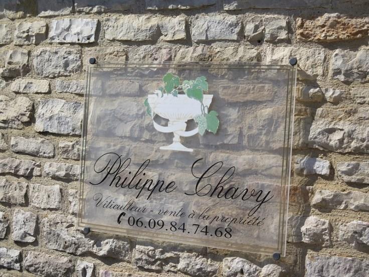 Domaine Philippe Chavy, Puligny Gateway