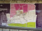 Vosne Bus Stop Wall Map of Vines & Domaines list2