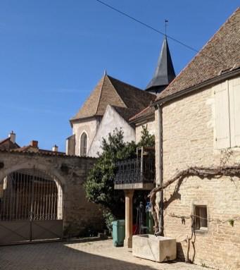 Puligny centre