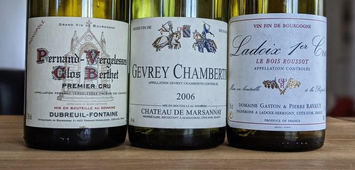 wines - week 16 2021