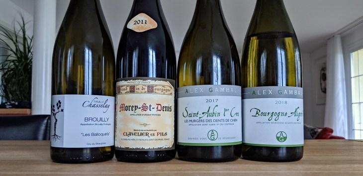 weekend 19 2021 – the wines