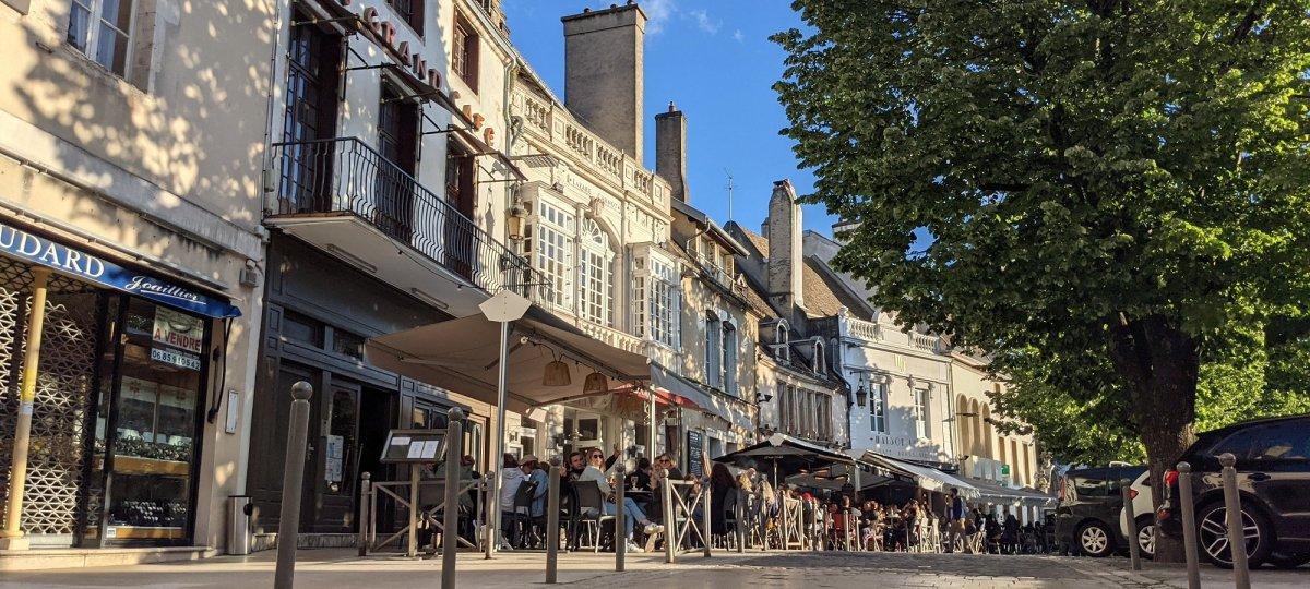beaune - terraces open 2021