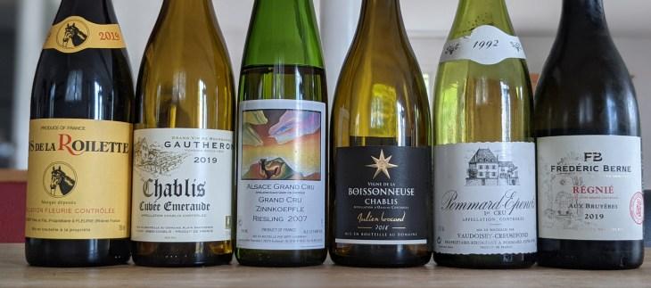 weekend wines week 30 2021