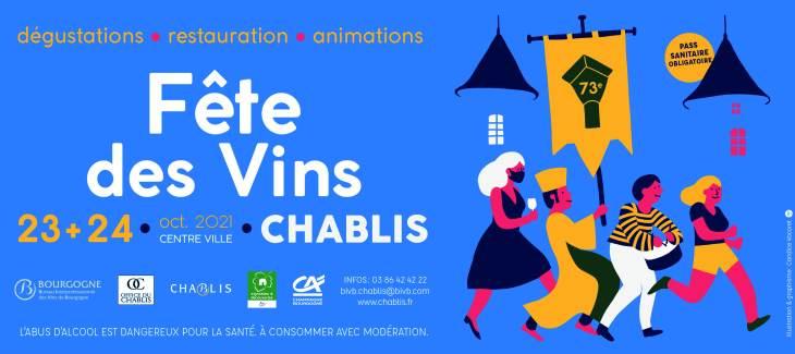 Fete des vins Chablis - 2021