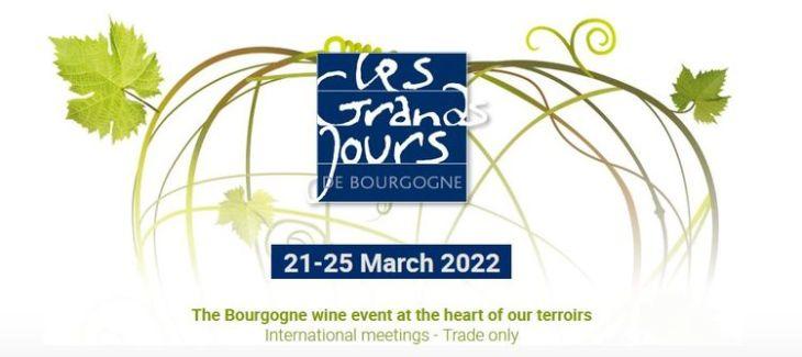 Grands Jours de Bourgogne 2022