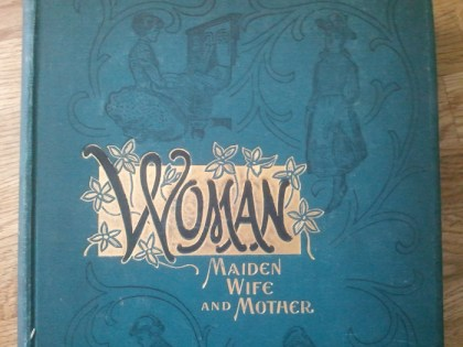 Woman Maiden Wife Mother