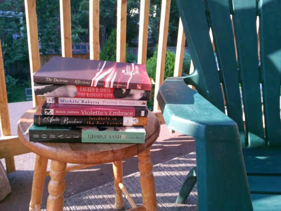 Paris in July 2013 Books