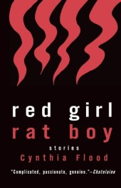 Red Girl Rat Boy Flood.