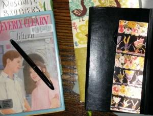 Fifteen and Notebook