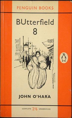 Butterfield 8 Novel