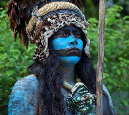 luptator Maya