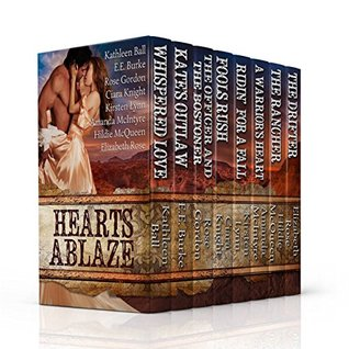 Author Event: Hearts Ablaze- A Western Historical Anthology- A Four Day Event (Excerpts & Giveaway)