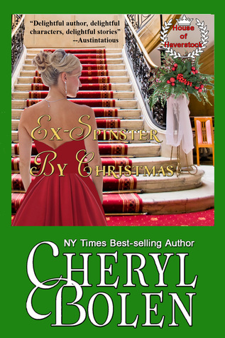 ARC Review: Ex-Spinster By Christmas by Cheryl Bolen