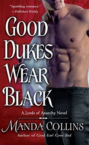 ARC Review: Good Dukes Wear Black by Manda Collins