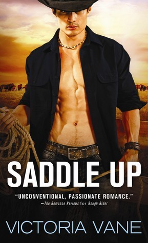 ARC Review: Saddle Up by Victoria Vane
