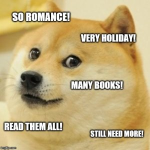 Saturday Discussion: Favorite Holiday Romances
