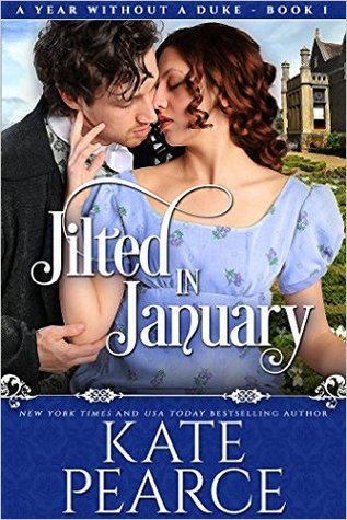 ARC Review: Jilted in January by Kate Pearce