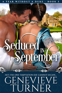 ARC Review: Seduced in September by Genevieve Turner