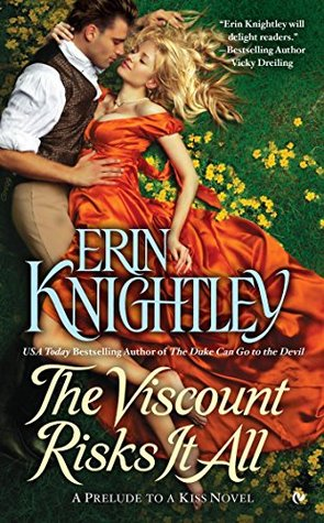 ARC Review: The Viscount Risks It All by Erin Knightly