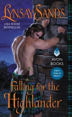 ARC Review: Falling for the Highlander by Lynsay Sands