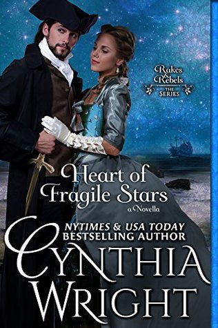 ARC Review: Heart of Fragile Stars by Cynthia Wright