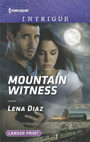 ARC Review: Mountain Witness by Lena Diaz