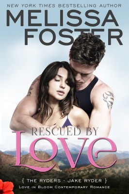 Blog Tour: Rescued by Love by Melissa Foster (Excerpt & Giveaway)