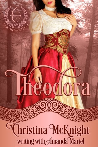 Author Visit: Theodora by Christina McKnight (Excerpt, Review & Giveaway)