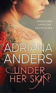 ARC Review: Under Her Skin by Adriana Anders