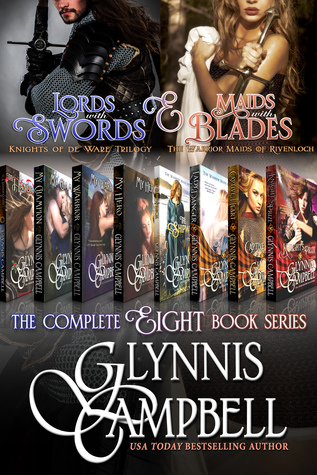 Author Visit: Lords with Swords and Maids with Blades (Excerpt & Giveaway)