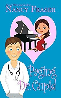 Blog Tour: Paging Dr. Cupid by Nancy Fraser (Excerpt & Giveaway)