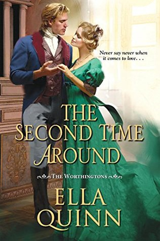 ARC Review: The Second Time Around by Ella Quinn