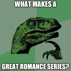 Saturday Discussion: What Makes a Good Series?
