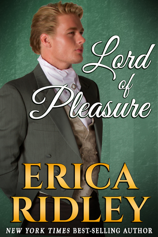 Author Visit: Lord of Pleasure by Erica Ridley (Excerpt, Giveaway & Review)