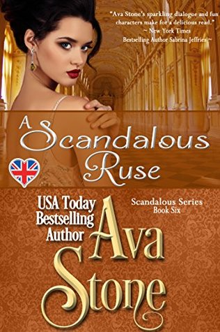 ARC Review: A Scandalous Ruse by Ava Stone